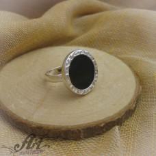 """Сребърен пръстен """" Bvlgari"""" R-524"""