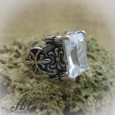 Мъжки стоманен пръстен  RS-028