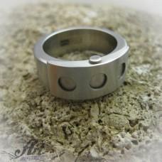 Мъжки стоманен пръстен RS-004