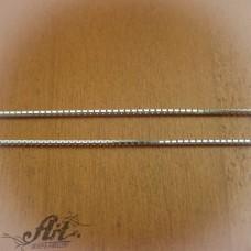 Сребърен синджир, дамски -N-122 - 40 см.