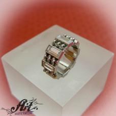 Стоманен пръстен Swatch RS-041