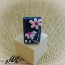 """Дамски пръстен """"Цветя"""" RM-013"""