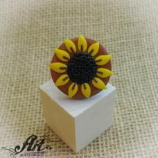 """Дамски пръстен """"Слънчоглед"""" RM-018"""