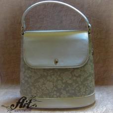 Дамска чанта от еко кожа  L-014