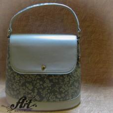 Дамска чанта от еко кожа  L-016