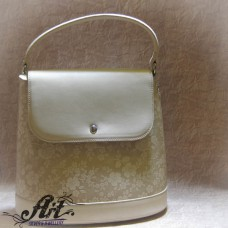 Дамска чанта от еко кожа  L-017