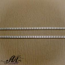 Сребърен синджир , дамски N-260 - 40 см.