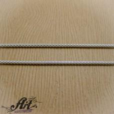 Сребърен дамски синджир N-264 -55 см.