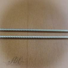 Сребърен синджир , дамски N-079 - 45 см.