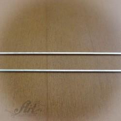 Сребърен синджир , дамски N-086 - 45 см.