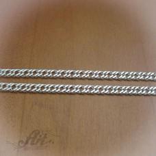 Мъжки сребърен синджир