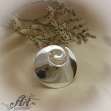Сребърен медальон   P-511